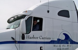 Bill Welch of Harbor Carriers